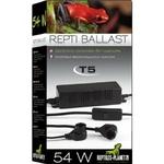REPTILES PLANET Repti-Ballast T5 54W ballast électronique complet avec douilles pour 1 tube néon de 54W