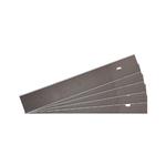 AQUA MEDIC Scraper Blades lot de 5 lames de rechange pour racloir Sraper Aqua Medic
