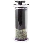 AQUAFOREST AF 150 Media Reactor filtre à lit fluidisé 7,2 L pour tous types de masses filtrantes