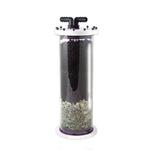 AQUAFOREST AF 90 Media Reactor filtre à lit fluidisé 1,6 L pour tous types de masses filtrantes