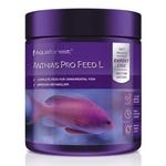 AQUAFOREST Anthias Pro Feed L 120 gr nourriture en granulés de 2,5 mm pour Anthias et autres poissons carnivores marins