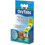 JBL OxyTabs 50 comprimés pour l'apport d'oxygène dans l'aquarium ou pendant le transport de poissons