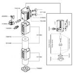 EHEIM Pièces détachées pour filtre Eheim PowerLine 200 (2048)