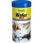 TETRA WaferMix 250 ml aliment complet pour les petits poissons de fond herbivores et carnivores ainsi que pour les crustacés