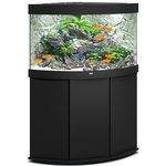 Aquarium JUWEL Trigon 190 LED dim. 99 x 70 x 60 cm 190 Litres, coloris au choix, avec ou sans meuble SBX