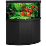 Aquarium JUWEL Trigon 350 LED dim. 123 x 87 x 65 cm 350L, coloris au choix, avec ou sans meuble SBX
