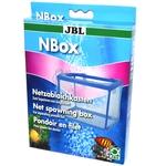 JBL NBox pondoir / isoloir en filet avec grand volume de 2 L pour alevins et poissons malades