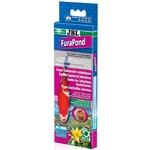 JBL FuraPond médicament contre les maladies bactériennes internes et externes chez les poissons de bassin