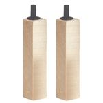 HOBBY Lot de 2 diffuseurs en bois de tilleul 7,5 x ,1,5 x 1,5 cm idéal pour écumeur à air