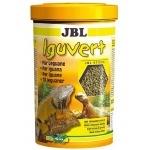 JBL Iguvert 1 L nourriture complète pour les iguanes et autres reptiles végétariens