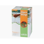 VELDA Algae Stop 1000 gr anti-algues filamenteuses, mucilagineuses et contre l'eau verte pour bassin jusqu'à 20000 L