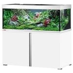 EHEIM Proxima 325 Combi Blanc aquarium 325L 130 cm avec éclairage T5 2 x 54W et meuble