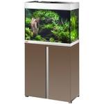 EHEIM Proxima 175 Combi Moka aquarium 175L 70 cm avec éclairage T5 2 x 24W et meuble