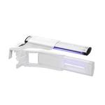 AQUAEL Leddy Slim Duo 10W Marine & Actinic lampe LED éclairage blanc et bleu pour nano-aquarium d'eau de mer