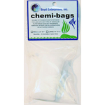 BOYD Chemi Bags 10 x 25 cm lot de sacs à masses filtrantes en nylon