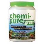 BOYD Chemi Pure Green 312 gr masse de filtration à base de charbon actif et de résines échangeuses d'ions pour aquarium d'eau douce