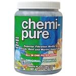BOYD Chemi Pure 283 gr masse filtrante stabilise le pH, clarifie l'eau, réduit les algues et apporte de nombreux autres avantages en eau douce et eau de mer