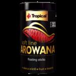 TROPICAL Soft Line Arowana L 100 ml nourriture Premium en sticks pour poissons Arowana de moins de 20 cm