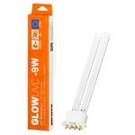 EHEIM GlowUVC-9 ampoule UV-C 9W culot 2G7 pour stérilisateurs Eheim ClearUVC-9