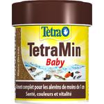 TETRA TetraMin Baby 66 ml aliment complet en poudre, pour les alevins de moins d'1 cm