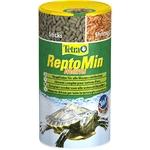 TETRA ReptoMin Menu 250 ml 3 nourritures différentes de qualité pour tortues d'eau