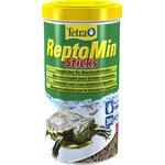 TETRA ReptoMin Sticks 250 ml nourriture principale de qualité pour tortues d'eau