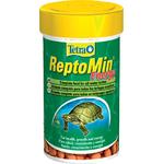 TETRA ReptoMin Energy 100 ml nourriture complète pour tortue d'eau avec Krill, Crevettes et Oméga-3