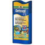 JBL Detoxol 100 ml élimine en 10 minutes les éléments toxiques dans l'eau en aquarium d'eau et d'eau de mer