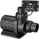 JEBAO JECOD DCP-15000 pompe universelle avec contrôleur pour débit réglable jusqu'à 15000 L/h