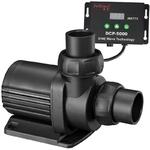 JEBAO JECOD DCP-5000 pompe universelle avec contrôleur pour débit réglable jusqu'à 5000 L/h