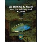 Les Cichlidés du Malawi dans leur milieu naturel - 4ème Édition - Livre 424 pages