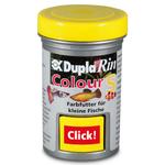 DUPLA Rin Colour S 65 ml nourriture en petit granulés favorisant l'éclat des couleurs chez les poissons d'eau douce et d'eau de mer