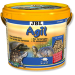 JBL Agil 2,5 L nourriture principale en bâtonnets pour tortues d'eau de 10 à 50 cm