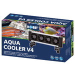 HOBBY Aqua Cooler V4 refroidisseur 4 ventilateurs pour aquarium jusqu'à 300 L