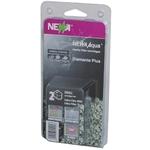 NEWA Diamante Plus lot de 2 cartouches au charbon actif et Zéolite pour filtres Cobra Mini et 75