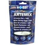 HOBBY Artemix mélange d'oeufs d'artemias et de sel pour une préparation rapide