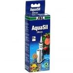 JBL AquaSil 80 ml silicone noir pour l'assemblage d'aquarium