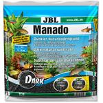 JBL Manado Dark 3L substrat noir tout en un pour décoration et fertilisation en aquarium