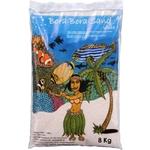 PREIS Bora Bora Sand 8 Kg sable fin blanc riche en Calcium et Magnésium pour aquarium marin