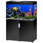 EHEIM Incpiria Marine 300 LED Noir Brillant kit aquarium 100 cm 300 L avec meuble et éclairage LEDs