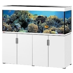 EHEIM Incpiria Marine 500 LED Blanc Brillant kit aquarium 160 cm 500 L avec meuble et éclairage LEDs