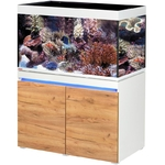 EHEIM Incpiria Marine 330 LED Alpin / Nature kit aquarium 100 cm 330 L avec meuble et éclairage LEDs