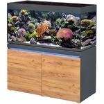 EHEIM Incpiria Marine 430 LED Graphite / Nature kit aquarium 130 cm 430 L avec meuble et éclairage LEDs