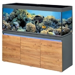 EHEIM Incpiria Marine 530 LED Graphite / Nature kit aquarium 160 cm 530 L avec meuble et éclairage LEDs