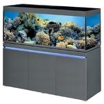 EHEIM Incpiria Marine 530 LED Graphite kit aquarium 160 cm 530 L avec meuble et éclairage LEDs