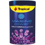 TROPICAL Marine Power Garlic Formula 1000 ml nourriture en granulés avec Ail pour poissons marins