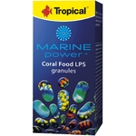 TROPICAL Marine Power Coral Food LPS 100 ml nourriture en granulés pour coraux mous et durs à larges polypes