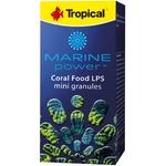 TROPICAL Marine Power Coral Food LPS Mini 100 ml nourriture en fins granulés pour coraux mous et durs à larges polypes