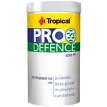 TROPICAL Pro Defence M 1000 ml nourriture en granulés pour poissons d'eau douce