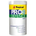 TROPICAL Pro Defence S 1000 ml nourriture en petit granulés pour poissons d'eau douce